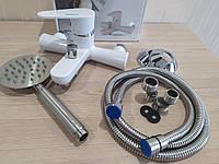 Смеситель для ванны из термопластичного пластика Brinex 37W 006-01