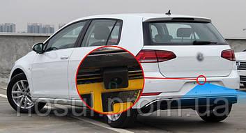Камера заднего вида (под бок.защелки #2) VW GOLF 6, PASSAT CC, POLO 5, Magotan, Bora, Beetle, Porsche Cayenne