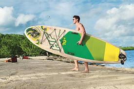 Надувные доски SUP Board для плавания и САП серфинга
