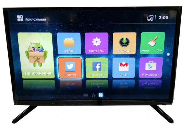 Телевизор LED backlight tv L 32 T2 Smart TV Android