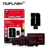 Карта памяти для планшета и телефона Micro SD NUIFLASH 64 Gb class 10 High Speed, фото 5