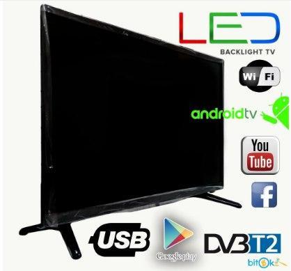 Телевизор LED backlight TV L40 Т2 Android Smart TV