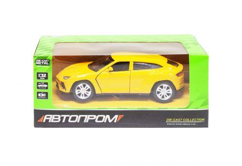"Машинка ""Lamborghini"" из серии ""Автопром"" (желтый) 3201"