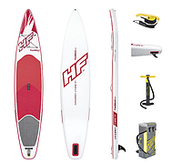 Доска для САП серфинга BESTWAY SUP-БОРД Fastblast 65306 Hydro Force Надувная доска для серфинга