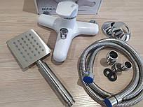 Cмеситель для ванны и душа из термопластичного пластика SW Brinex 36W 006-002