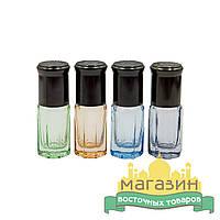 Флакон стеклянный (3мл) ассорти, тара для парфюма №6