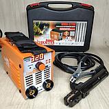 Инвертор Плазма 320D (дисплей), фото 2