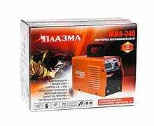 Инвертор Плазма 340 (дисплей)