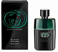 Gucci Guilty Black 90 мл туалетна вода для чоловіків (мужская туалетная вода Гуччи Гилти Блэк)