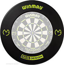 Фирменный набор для игры в дартс MvG Winmau Англия, фото 2