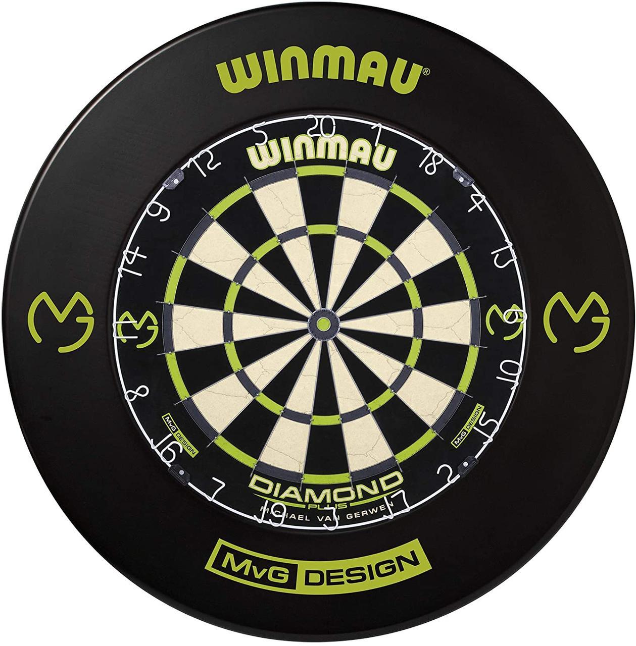Фирменный набор для игры в дартс MvG Winmau Англия
