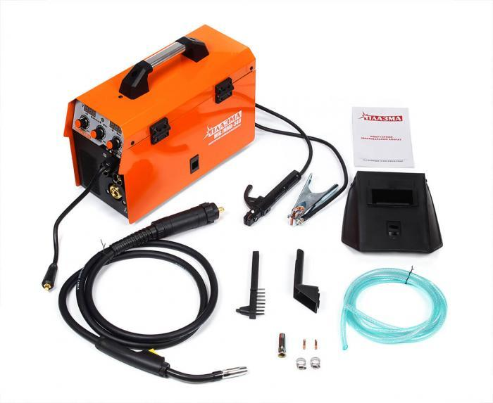 Полуавтомат Плазма 340 (дисплей)