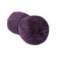 Пряжа Borgo de Pazzi Lino Melange 54 Фиолетовая (2444831)