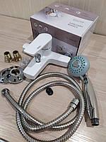 Смеситель для ванны из термопластичного пластика SW Brinex 35W 006-001