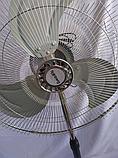 Вентилятор Rainberg RB-1801 3в1 (напольный, настольный, настенный), фото 2