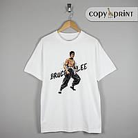 Футболка: Брюс Ли (Bruce Lee №2)