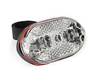 Задний велосипедный фонарь 9 LED