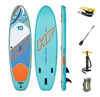 Доска для САП серфинга Bestway SUP-БОРД HuaKa'i 65330 Надувная доска Hydro-Force, фото 1