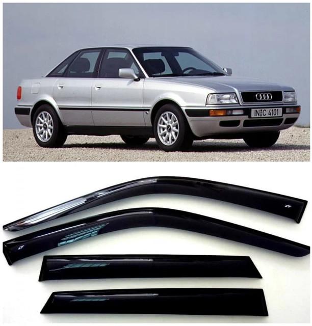 Дефлекторы для автомобилей марки Audi