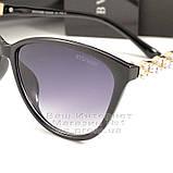 Жіночі сонцезахисні окуляри BvLgari овальні Булгарі Модні 2020 Стильні Брендові репліка, фото 2
