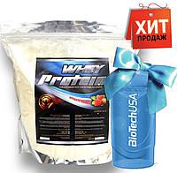Протеин сывороточный 78%  ШОКОЛАД  2 кг