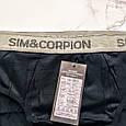 Труси чоловічі Corpion упаковка 3 штуки розмір 52-54, фото 5