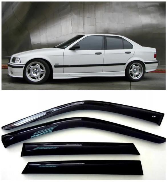 Дефлекторы для автомобилей марки BMW