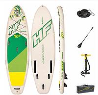 Надувная SUP-доска  Bestway SUP-БОРД Kahawai Set 65308 Надувная доска для серфинга SUP Hydro Force, фото 1