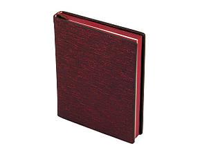 Щоденник А6 бордовий, Unison, 25-А650