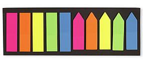 "Пластиковые стикеры 45х12мм ""Sticks"" -200шт, 7761DSCN"