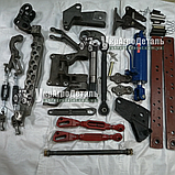 Механізм задньої навіски ЮМЗ 45-4605010-А СБ, фото 4