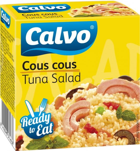 Салат с тунцом Calvo Cous Cous 150 г Испания