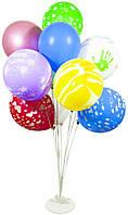 Подставка-букет для 11 шариков