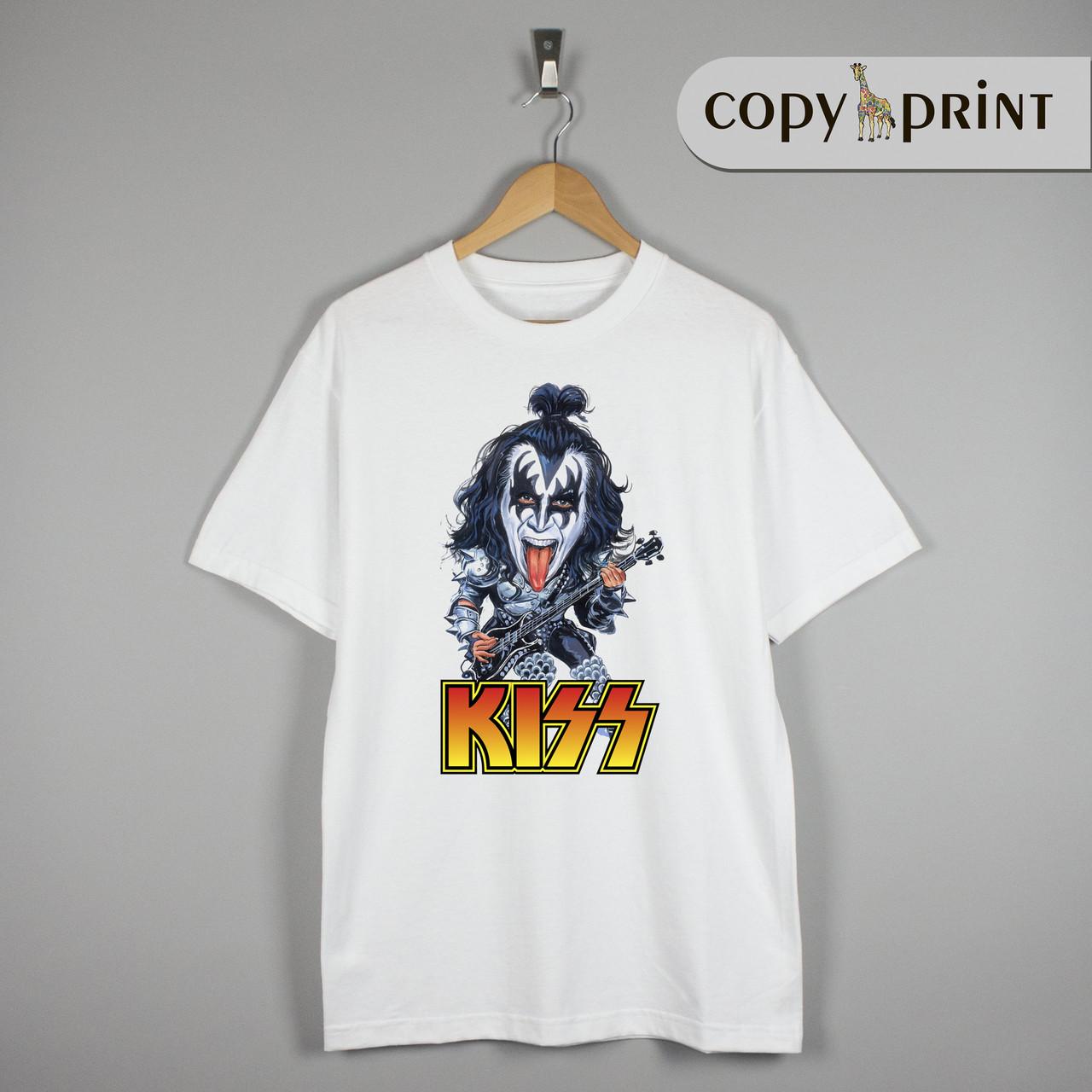 Футболка: Кісс (Kiss №3)