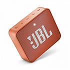 Акустическая система JBL GO 2 Coral Orange (JBLGO2ORG), фото 2