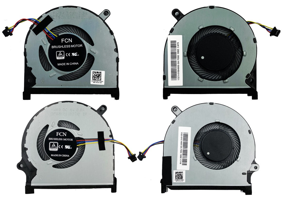 Вентилятор Dell Inspiron 15-7590 ORG