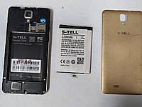 Смартфон S-TELL C555 на запчасти - разборка (без АКБ)