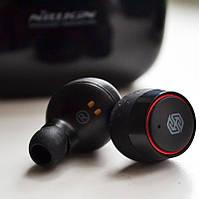 Навушники Nillkin Liberty E1 TWS Black/Red+Подарунок