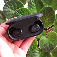 Bluetooth навушники QCY QS2 Black, фото 1