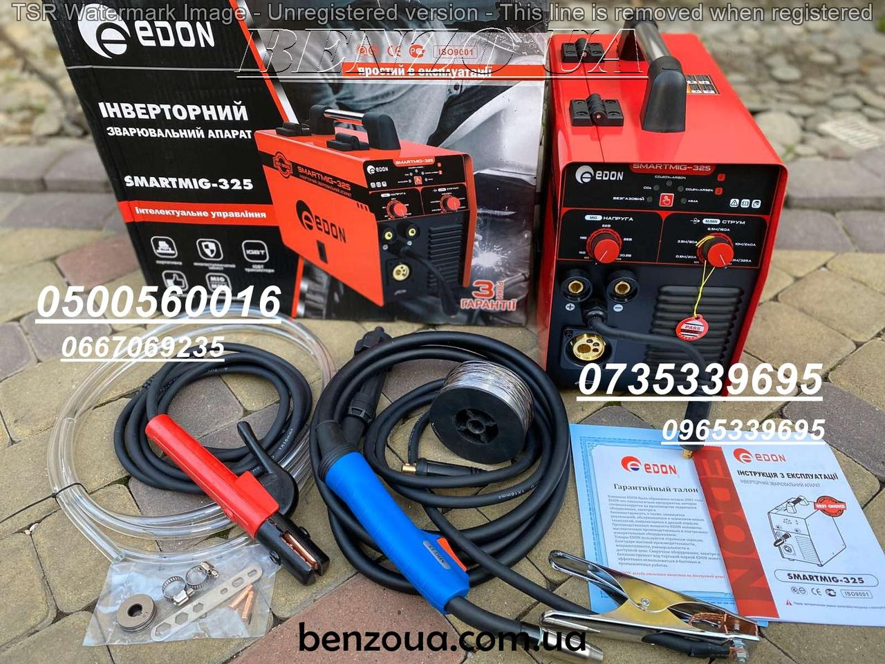 Сварочный полуавтомат Edon SMART MIG-325