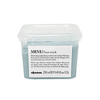 MINU маска для защиты цвета окрашенных волос, 250 мл