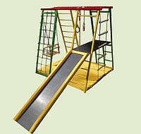 Комплекс Секро-Чемпион для детей, особенность конструкции