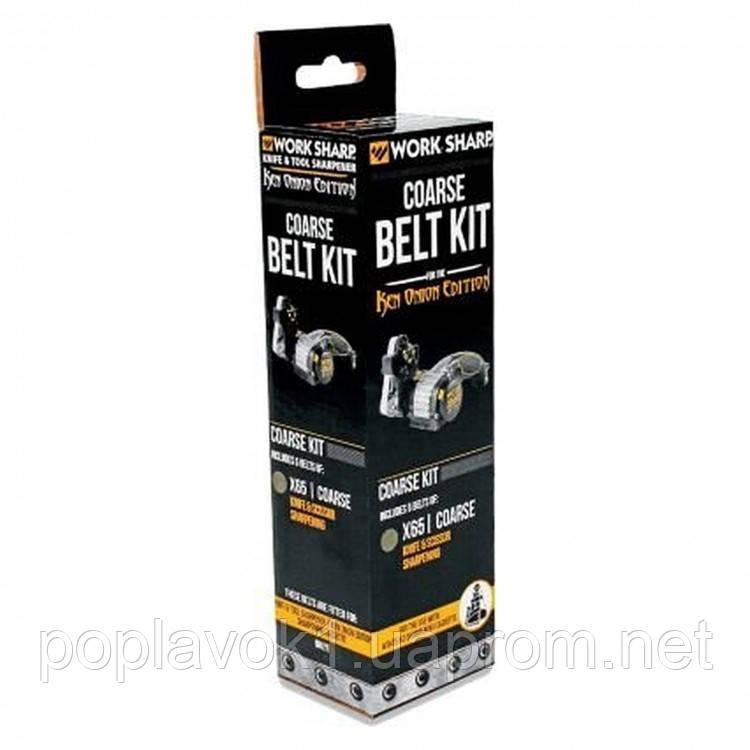 Work Sharp набор сменных ремней (5 шт) Belt Kit for X65 Coarse, PP0003206