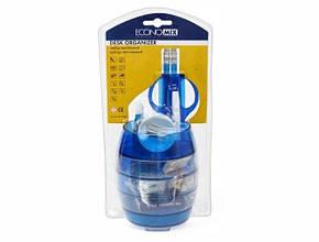 Підставка для ручок 12предм/31719 /колір синій /пласт. Economix 003200