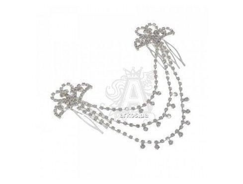 Украшение серебр. GE1556-70-52 (012528)