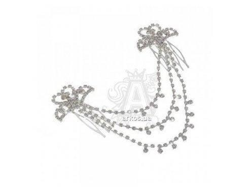 Украшение серебр. GE1556-70-52 (012528), фото 2