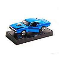 Машинка инерционная Dodge Charger RT из серии Автопром