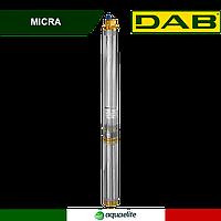Насос погружной для скважины DAB MICRA 100M (Италия)