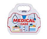 Медицинский игровой набор Доктор (в чемодоне) 182OR, фото 3