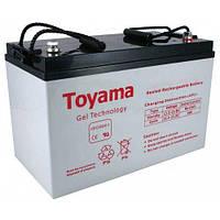 Аккумулятор Toyama NPG 80A-12V GEL